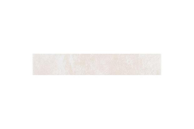 Rodapé Cimento Natural Acetinado Branco 10x60cm - Portobello