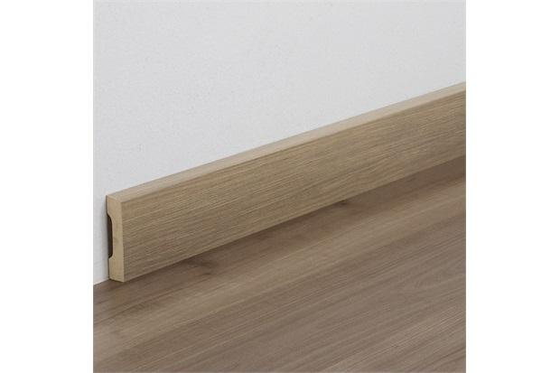 Rodapé Domo Wood 1047 com 240x7cm - Floorest