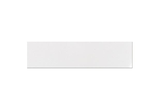 Rodapé em Massa Porcelânica Bianco Naxos Rd 15x60cm Branco - Portobello