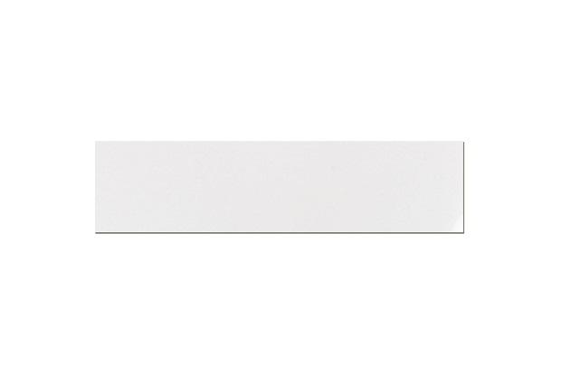 Rodapé em Massa Porcelânica Bianco Naxos Rd 20x90cm Branco - Portobello