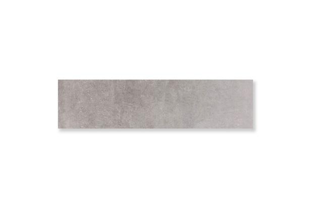 Rodapé Nord Cement Cinza 15x60cm - Portobello