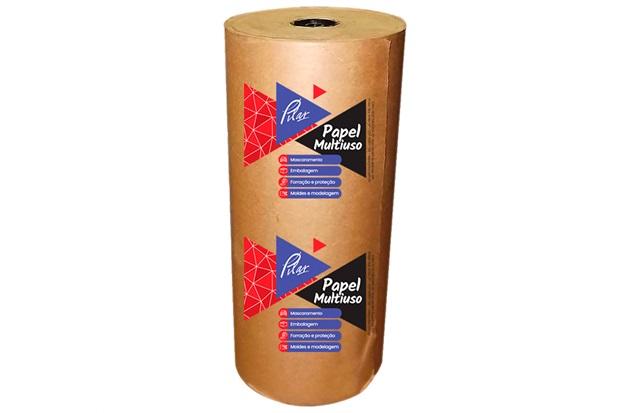 Rolo de Papel Kraft para Proteção 60cm com 65 Metros - Pilar