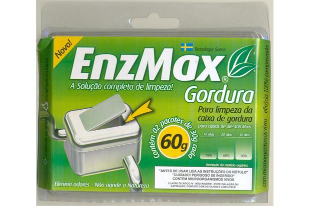 Sachê Enzmax Gordura                     - Bio Clean
