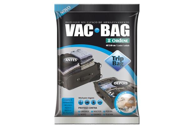 Saco para Armazenamento À Vácuo Trip Bag 40x60cm - Ordene