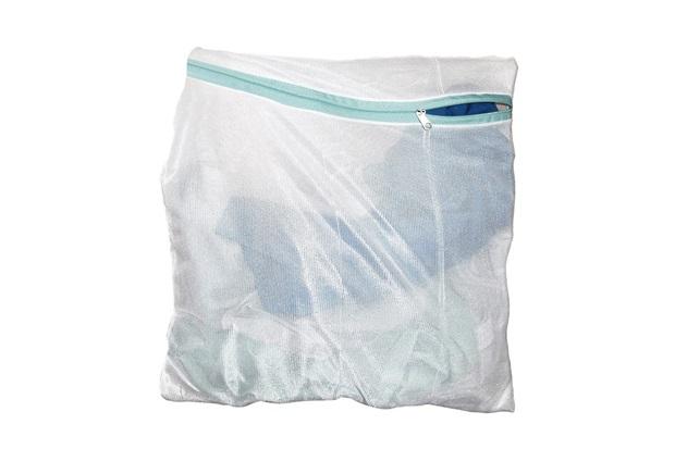 Saco para Lavar Roupa 26x35cm - Vida Pratika