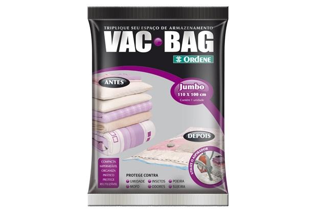 Saco Vac Bag Jumbo 110x100cm  - Ordene