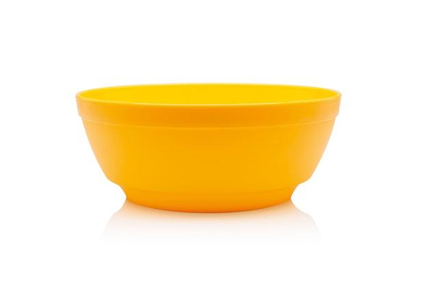 Saladeira Luna Cristal 1,8 Litros Amarelo - Martiplast