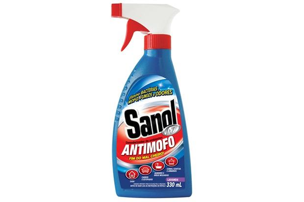 Sanol Antimofo Lavanda 330ml - Sanol