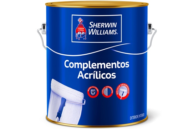 Selador Acrílico Fosco Metalatex Incolor 3,6 Litros - Sherwin Williams