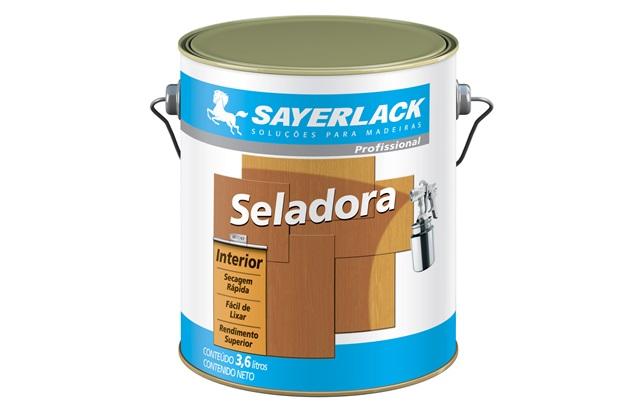 Seladora para Madeira Concentrada 3,6 Litros - Sayerlack