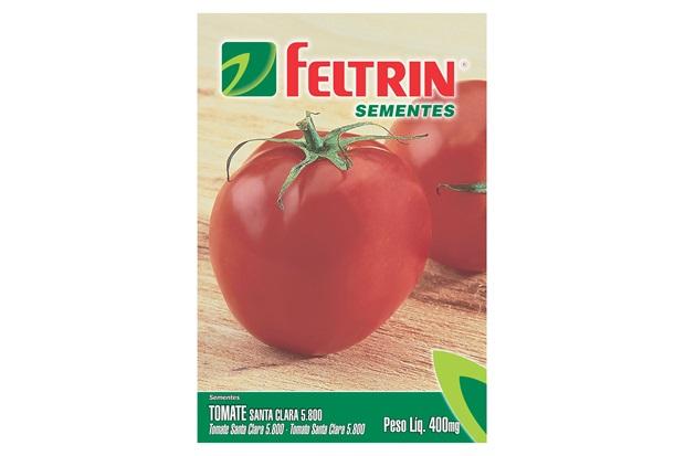 Semente de Tomate Cereja 400mg - Feltrin