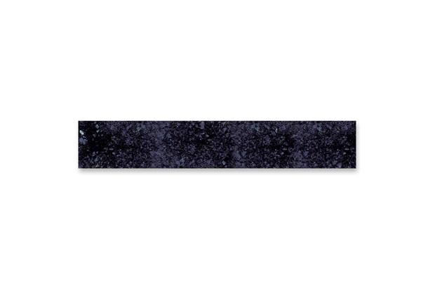 Soleira em Granito Polido Borda Reta Preto São Gabriel 92x14cm - Villas Deccor