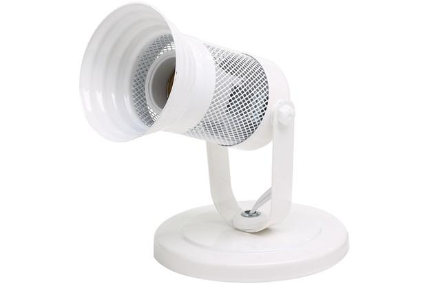 Spot com Tela Branco para 1 Lampada - Ref: Mf 380/1             - Franzmar