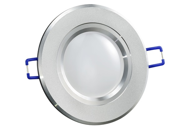 Spot de Embutir Led Fixo Redondo 10cm 4w Branco Frio Bivolt 9161 - Gaya