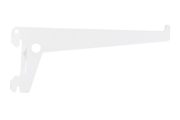 Suporte de Aço Versátil 15cm Branco - Fico Ferragens