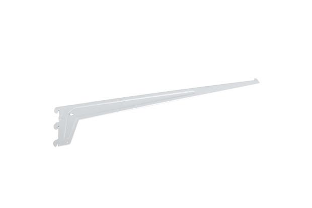 Suporte de Aço Versátil 40cm Branco - Fico Ferragens