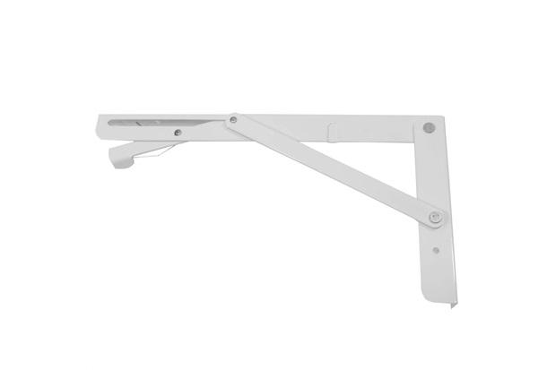 Suporte Dobrável 40cm Branco - Utilfer