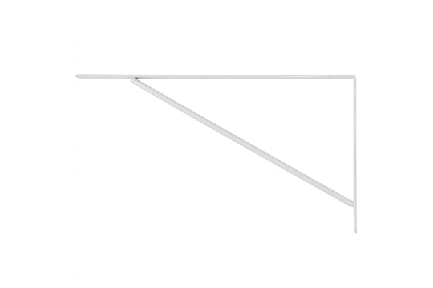 Suporte Leve 40cm Branco - Utilfer