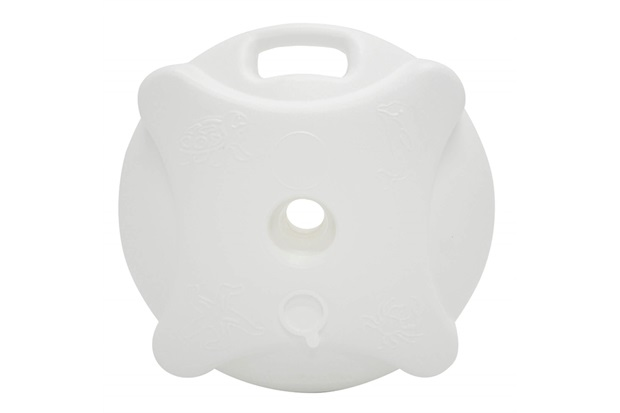 Suporte para Guarda-Sol de Plástico Branco - Tramontina