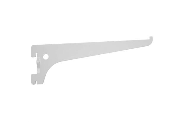 Suporte para Trilho 30cm Branco - Utilfer