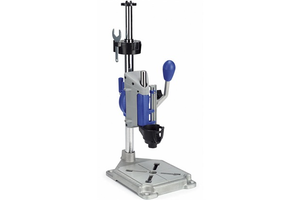 Suporte Vertical para Microrretífica Dremel 220 Azul E Cinza - Dremel