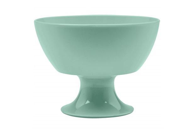 Taça de Sobremesa em Polipropileno Luna Verde Menta 300ml - Ou