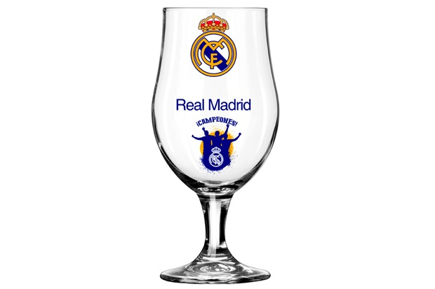 Taça Munique Real Madrid 380ml - Globimport