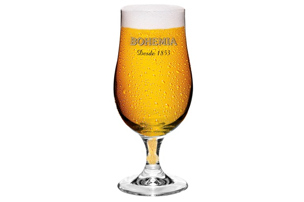 Taça para Cerveja  Bohemia Pilsen 380ml - Globimport