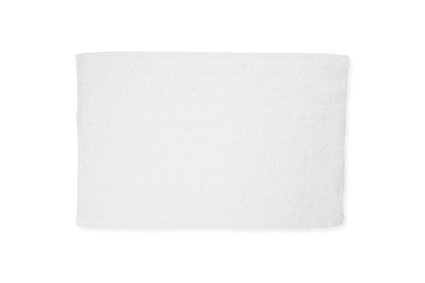 Tapete de Banho Essential Osman 60x40cm Branco - Casa Etna
