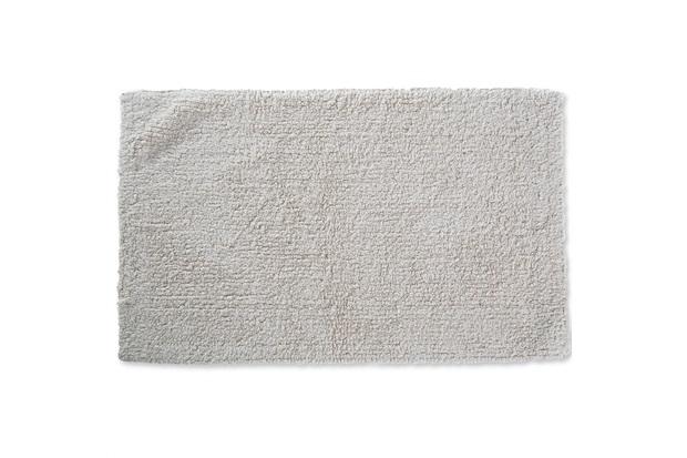 Tapete de Banho Essential Osman 60x40cm Marfim - Casa Etna