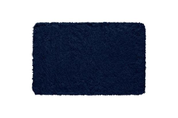 Tapete em Poliéster Melody 47x90cm Azul - Jolitex