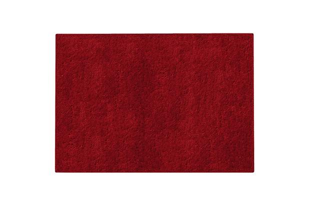 Tapete em Poliéster Vip 100x140cm Vermelho - Jolitex