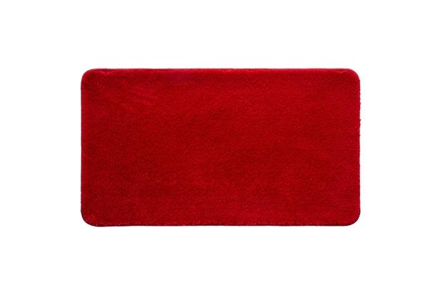 Tapete em Poliéster Vip 50x90cm Vermelho - Jolitex