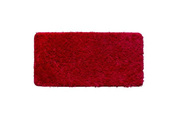 Tapete em Polipropileno Realce 50x100cm Vermelho - Jolitex