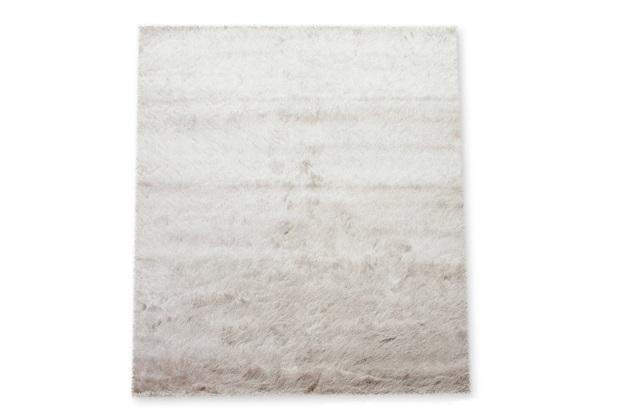Tapete New Agra Poliéster 250x200cm Creme - Casa Etna