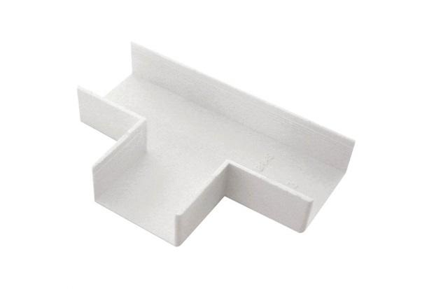 Tê Sistema Brava 2x1cm Branco - Iriel
