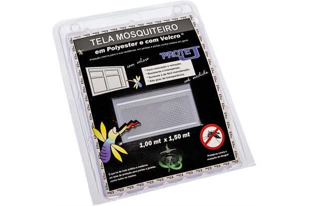 Tela Mosquiteira 100x150 - VR