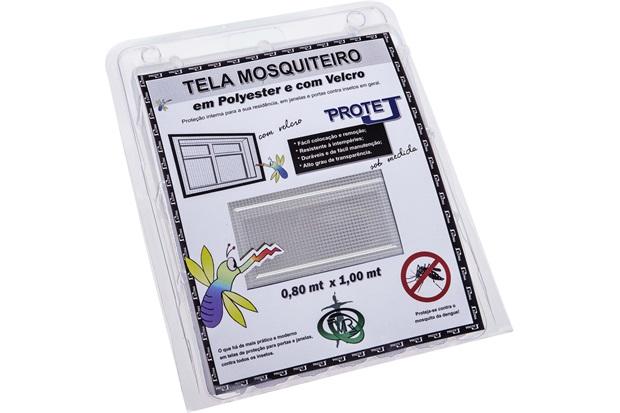 Tela Mosquiteira 80x100 - VR