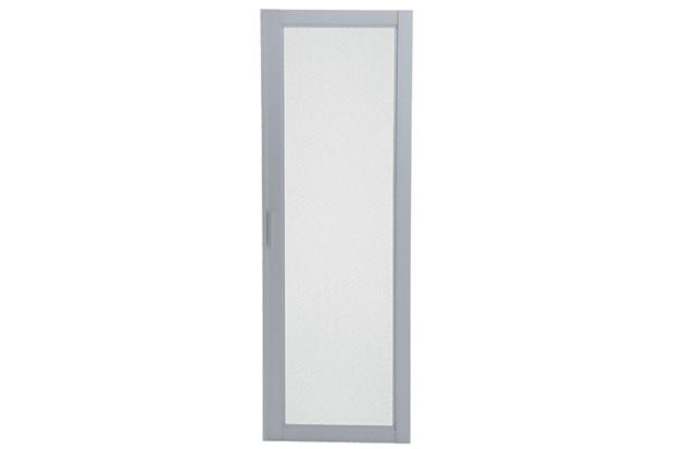 Tela Mosquiteiro para Porta Balcão de Correr Aluminium Multiflex 216x250cm Branca - Sasazaki