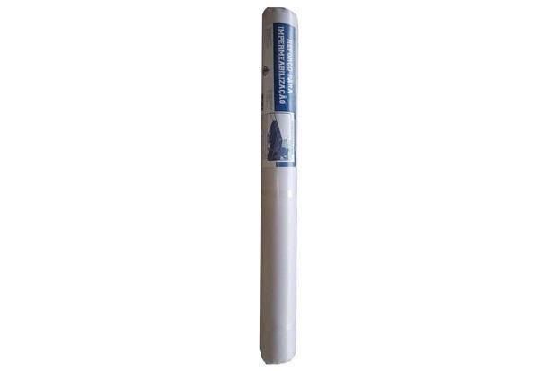 Tela para Impermeabilização em Poliéster 1x50 Metros - Protej