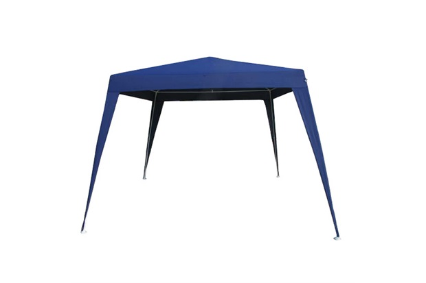 Tenda Gazebo em Polietileno 3x3 Metros Azul  - Casanova