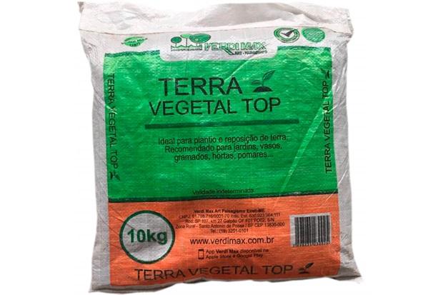 Terra Vegetal Top 10kg - Verdi Max
