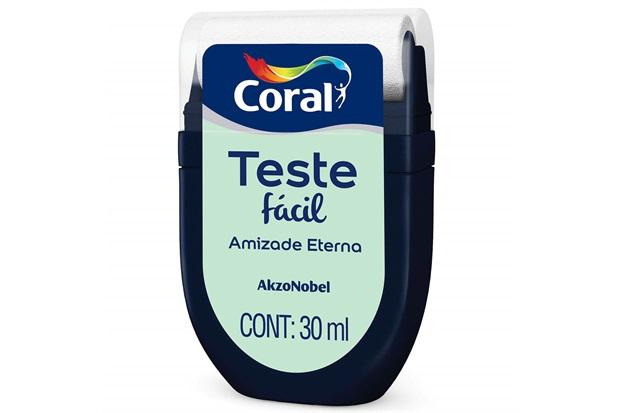 Teste Fácil Amizade Eterna 30ml - Coral