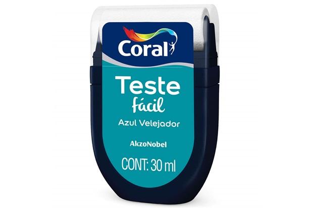 Teste Fácil Azul Velejador 30ml - Coral