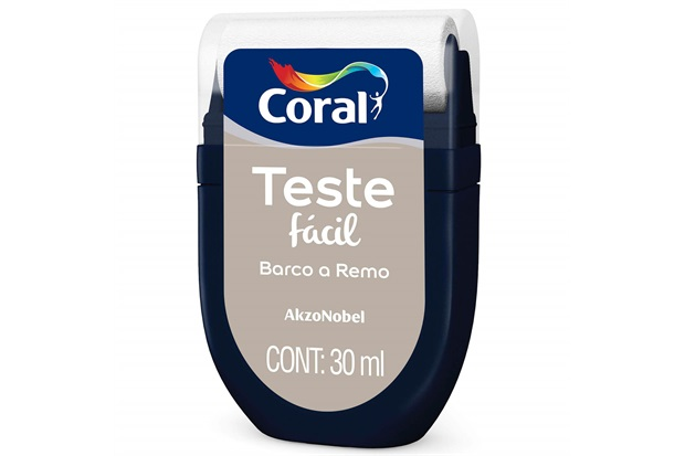 Teste Fácil Barco a Remo 30ml - Coral