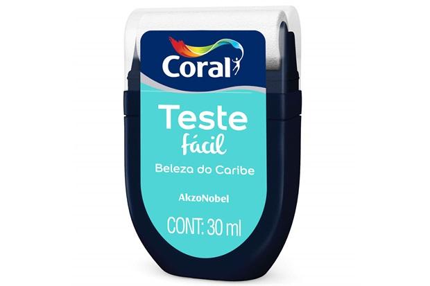 Teste Fácil Beleza do Caribe 30ml - Coral