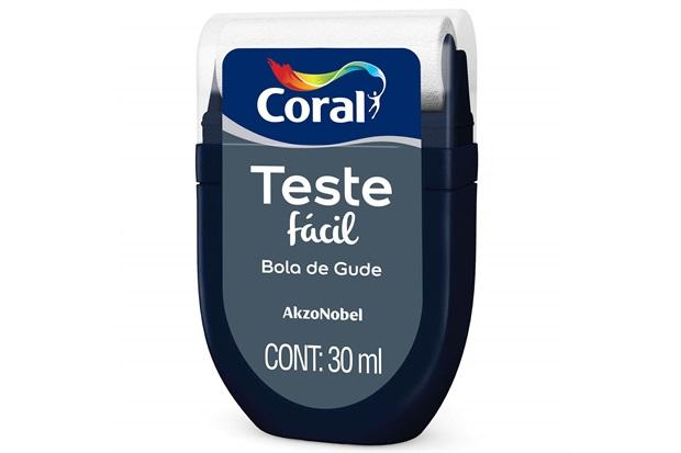 Teste Fácil Bola de Gude 30ml - Coral