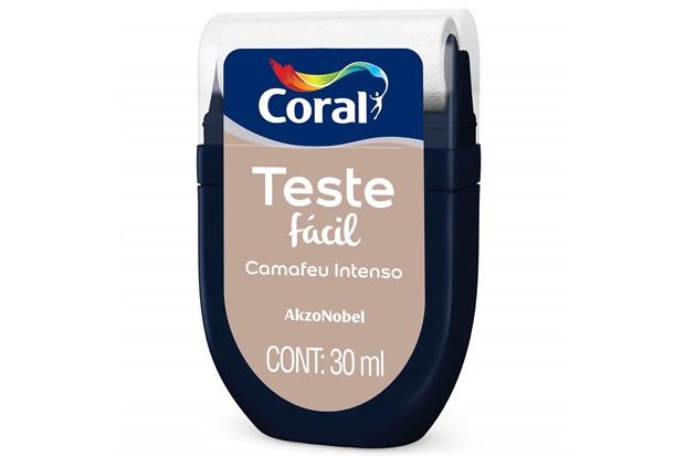 Teste Fácil Camafeu Intenso 30ml - Coral