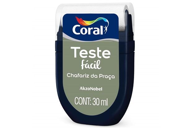 Teste Fácil Chafariz da Praça 30ml - Coral