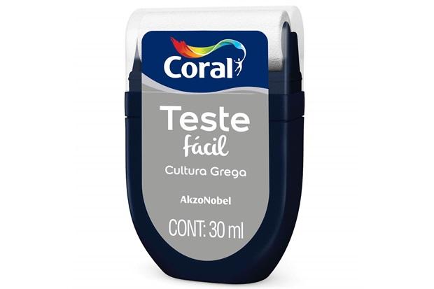 Teste Fácil Cultura Grega 30ml - Coral